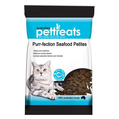 Australian Pettreats Purr-fection Seafood Petites Treats For Cats 80gm