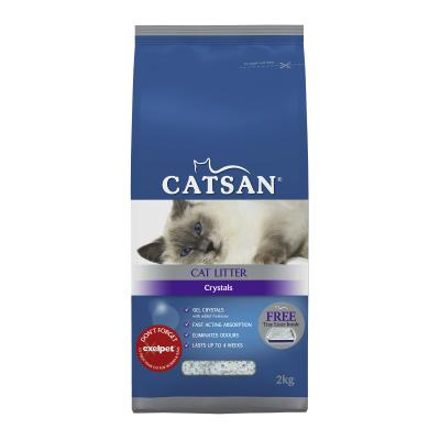 Catsan Crystal Litter For Cats 2kg