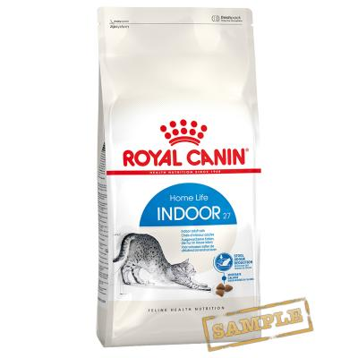 Royal Canin Indoor Adult Dry Cat Food 400g