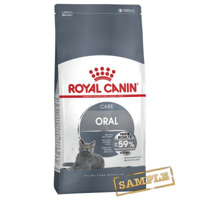Royal Canin Oral Care Adult Dry Cat Food 400g