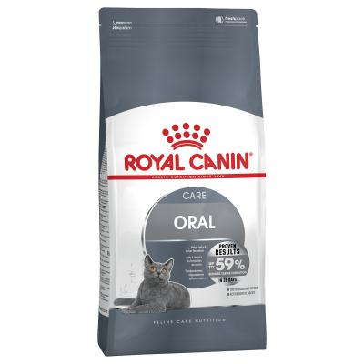 Royal Canin Oral Care Adult Dry Cat Food 8kg