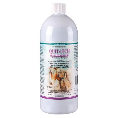 Quit-itch Lotion For Cats Dogs Horses 1L