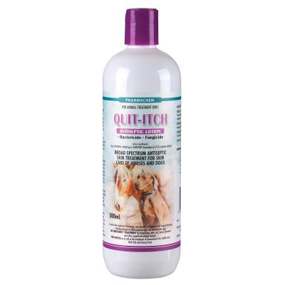 Quit-itch Lotion For Cats Dogs Horses 500ml