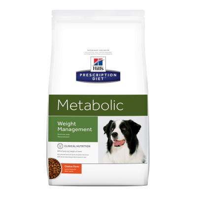 Hills Prescription Diet Canine Metabolic Dry Dog Food 12.5kg (1953)
