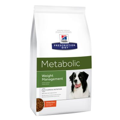 Hills Prescription Diet Canine Metabolic Dry Dog Food 12.5kg (1953)