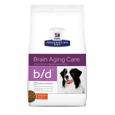 Hills Prescription Diet Canine b/d Dry Dog Food 7.98kg (8605)