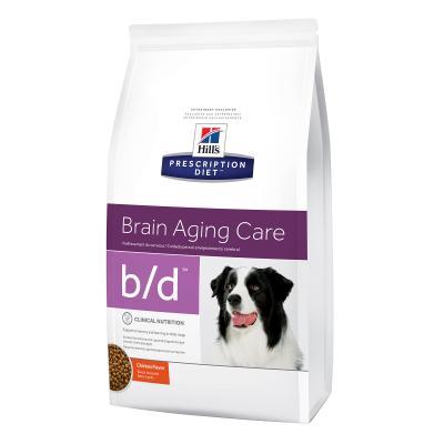 Hills Prescription Diet Canine b/d Dry Dog Food 7.98kg (8605)