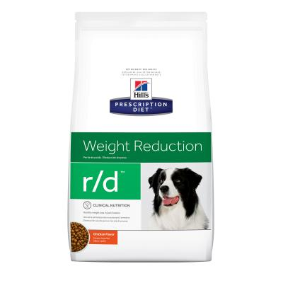 Hills Prescription Diet Canine r/d Weight Reduction Chicken Dry Dog Food 12.5kg (8599)
