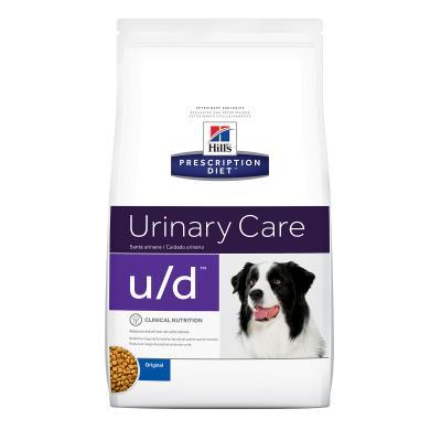 Hills Prescription Diet Canine u/d Urinary Care Original Dry Dog Food 12.5kg (8601)