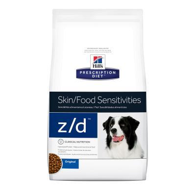 Hills Prescription Diet Canine z/d Dry Dog Food 3.6kg (7901)