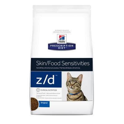 Hills Prescription Diet Feline z/d Dry Cat Food 3.85kg (8728)