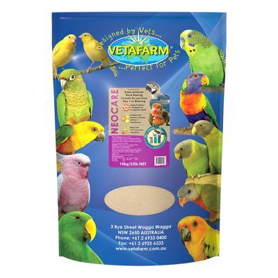 Vetafarm Neocare Hand Rearing Formula For Birds 10kg