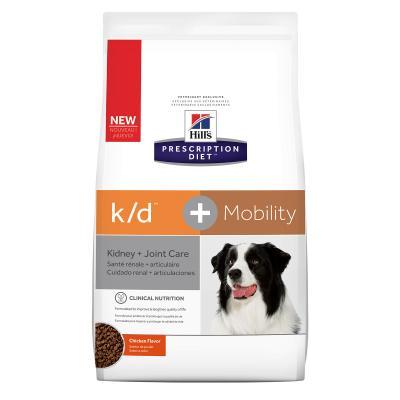Hills Prescription Diet Canine k/d + Mobility Dry Dog Food 8.5kg (10867)
