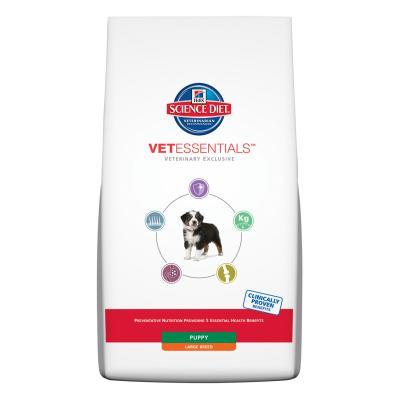 Hills Science Diet VetEssentials Large Breed Puppy Dry Dog Food 7.5kg (8588HG)