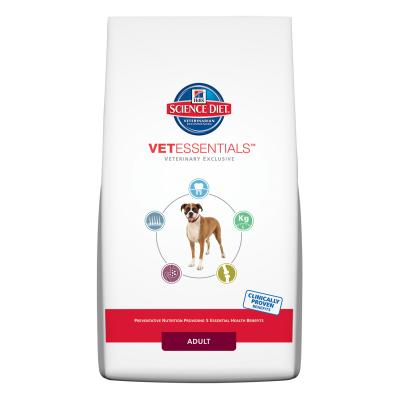 Hills Science Diet VetEssentials Canine Adult Dry Dog Food 2kg (8590HG)