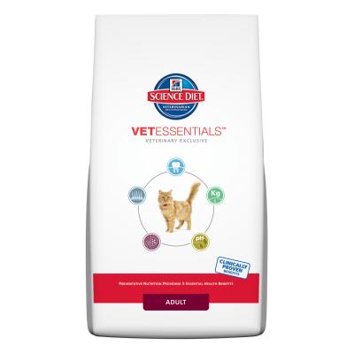 Hills Science Diet VetEssentials Feline Adult Dry Cat Food 2kg (8934HG)