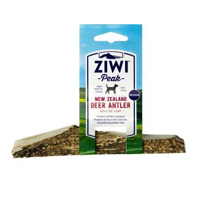 Ziwi Peak Deer Antler Oral Health Chew Medium Dental Treats For Dogs