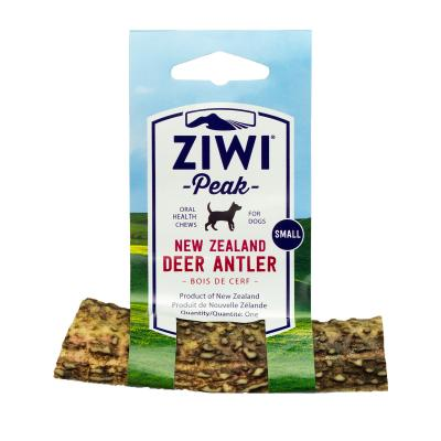 Ziwi Peak Deer Antler Oral Health Chew Small Dental Treats For Dogs