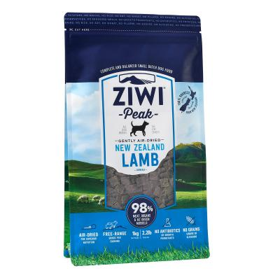 Ziwi Peak Grain Free Lamb Puppy And Adult Air Dried Meat Dog Food 1kg