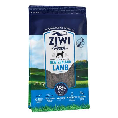Ziwi Peak Grain Free Lamb Puppy And Adult Air Dried Meat Dog Food 4kg