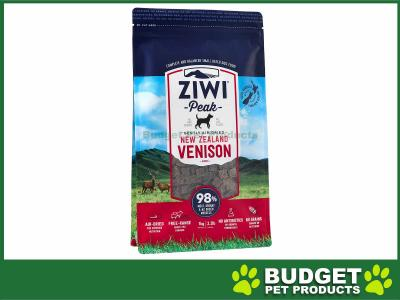 Ziwi Peak Grain Free Venison Puppy And Adult Air Dried Meat Dog Food 1kg