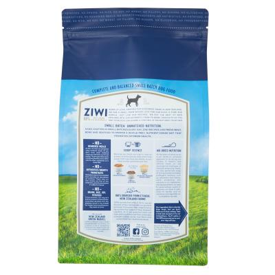 Ziwi Peak Grain Free Beef Puppy And Adult Air Dried Meat Dog Food 1kg