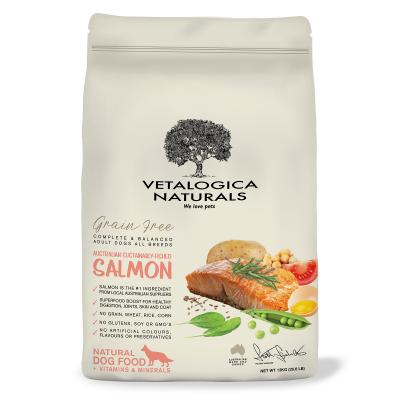 Vetalogica Naturals Grain Free Salmon Adult Dry Dog Food 13kg