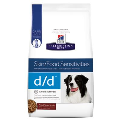 Hills Prescription Diet Canine d/d Dry Dog Food 7.98kg (5342)