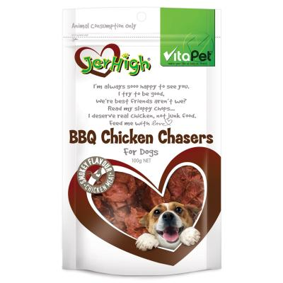 Vitapet Jerhigh BBQ Chicken Chasers Treats For Dogs100gm