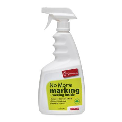 Yours Droolly No More Marking And Weeing Indoor Urine Deterrent And Training Aid For Dogs 750ml