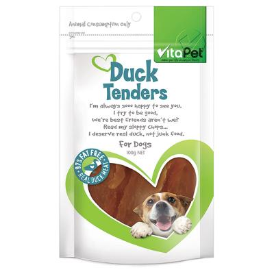 Vitapet Duck Tenders Treats For Dogs100gm