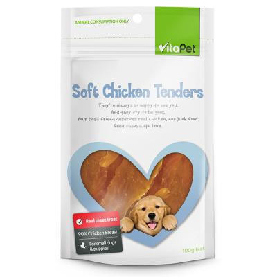 Vitapet Soft Chicken Tenders Treats For Dogs 100gm