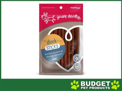 Yours Droolly Duck Sticks Treats For Dogs 110gm