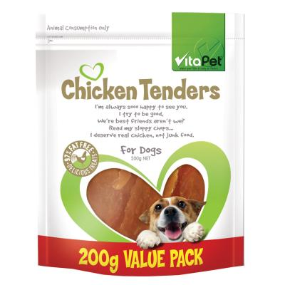 Vitapet Chicken Tenders Treats For Dogs 200gm