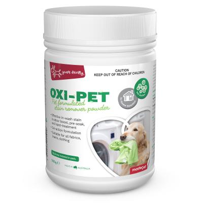 Yours Droolly Oxi Pet Laundry Soaker Stain And Odour Cleaner 600gm