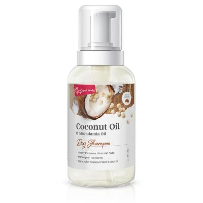 Yours Droolly Coconut And Macadamia Oil Shampoo 300ml