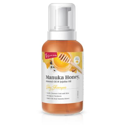 Yours Droolly Manuka Honey Almond And Jojoba Oil Shampoo 300ml
