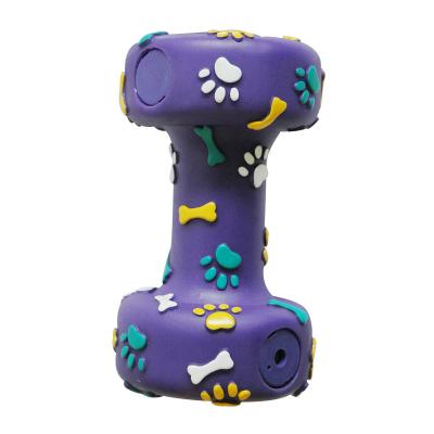 Vitapet Energy Burner Giggle Dumbell Small Dog Toy