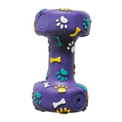 Vitapet Energy Burner Giggle Dumbell Small Dog Toy
