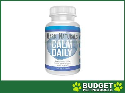 Bark Naturals Calm Daily Powder For Dogs 100gm