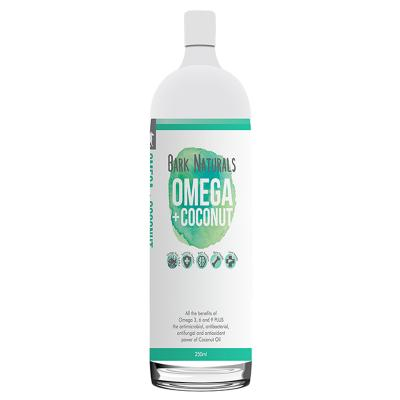 Bark Naturals Omega And Coconut Oil For Dogs 250ml