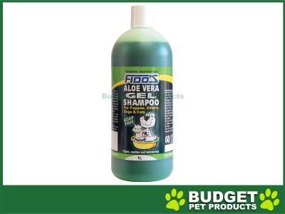 Fidos Shampoo Aloe Vera Gel For Dogs And Cats 1L