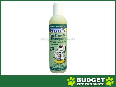 Fidos Shampoo Tea Tree Oil For Dogs And Cats 250ml