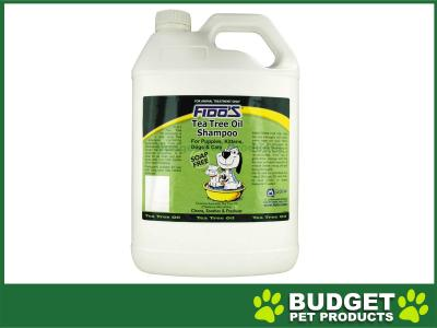 Fidos Shampoo Tea Tree Oil For Dogs And Cats 5L