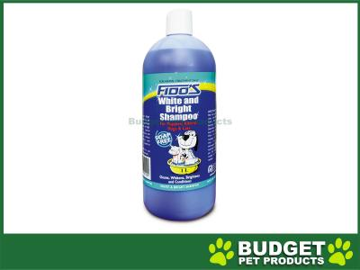 Fidos Shampoo White And Bright For Dogs And Cats 1L