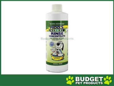 Fidos Rinse Concentrate Herbal For Dogs And Cats 500ml