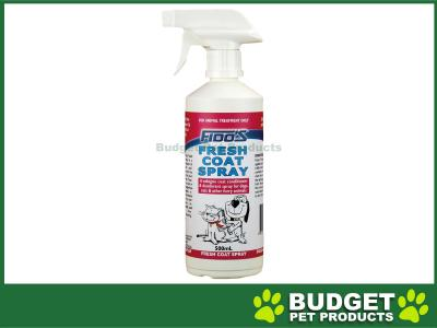 Fidos Fresh Coat Spray For Dogs And Cats 500ml
