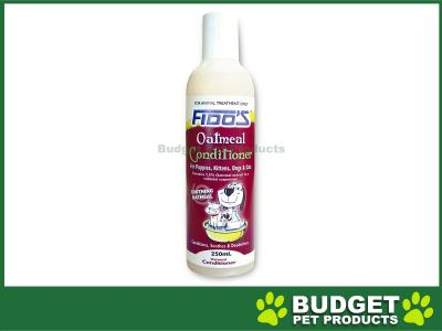 Fidos Conditioner Oatmeal For Dogs And Cats 250ml