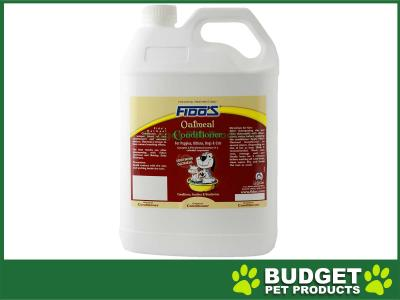 Fidos Conditioner Oatmeal For Dogs And Cats 5L