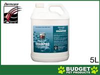 Dermcare Natural Shampoo For Dogs Cats Horses 5L